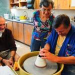 Spruill Arts Ceramics Class