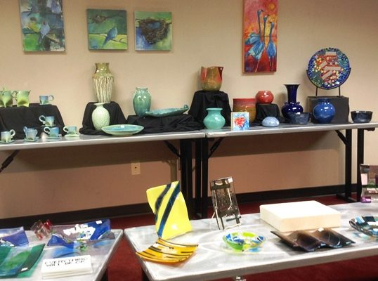 Pottery and Art Sale 2