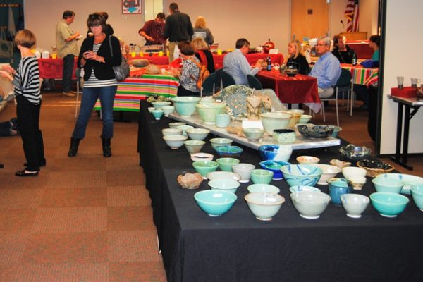 Bowl Sale and Chili