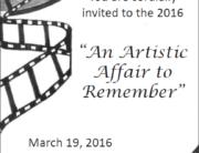 Artistic Affair Program 2016