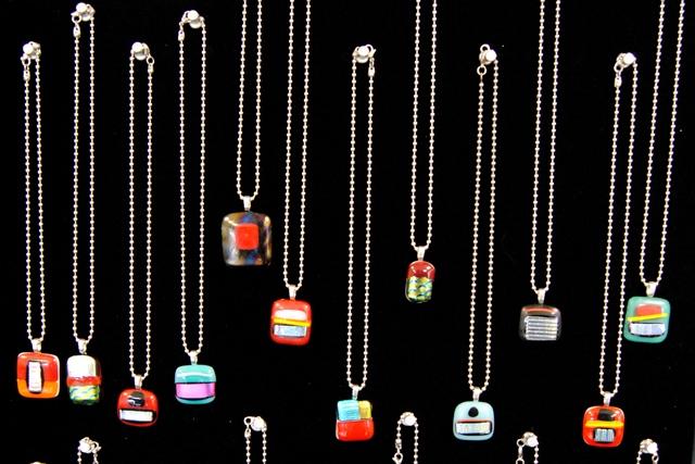 Jewelry 2016 Glass Necklace
