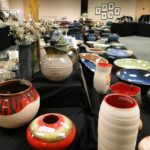 Pottery and Art Sale