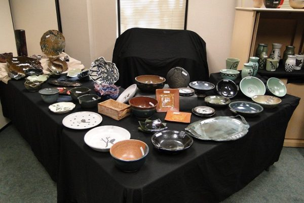 Pottery and Art Sale 3