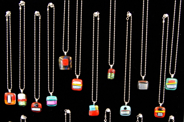 Jewelry 2016 Glass Necklace