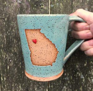 Lockhart georgia mug