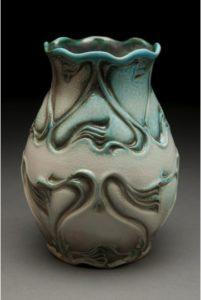Rust Vase